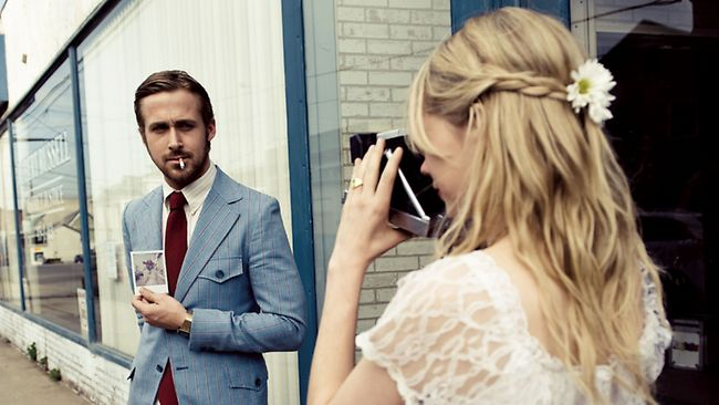 Scene From Blue Valentine Film