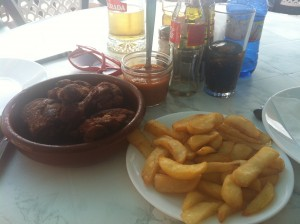 Otelo Chicken &amp; Chips, Adeje