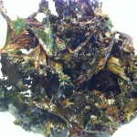 Recipe: Curly Kale crisps