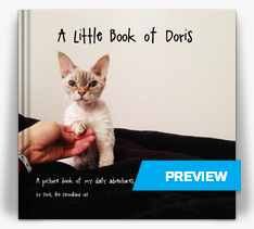 A Little Book of Doris - by Doris, the secondhand cat