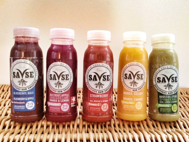 SaVse Smoothies review
