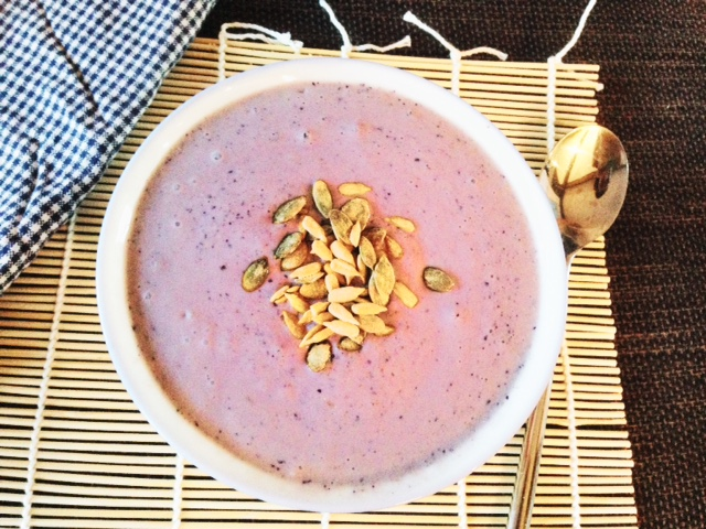 Protein Power Smoothie Bowl with Zico Coconut Water