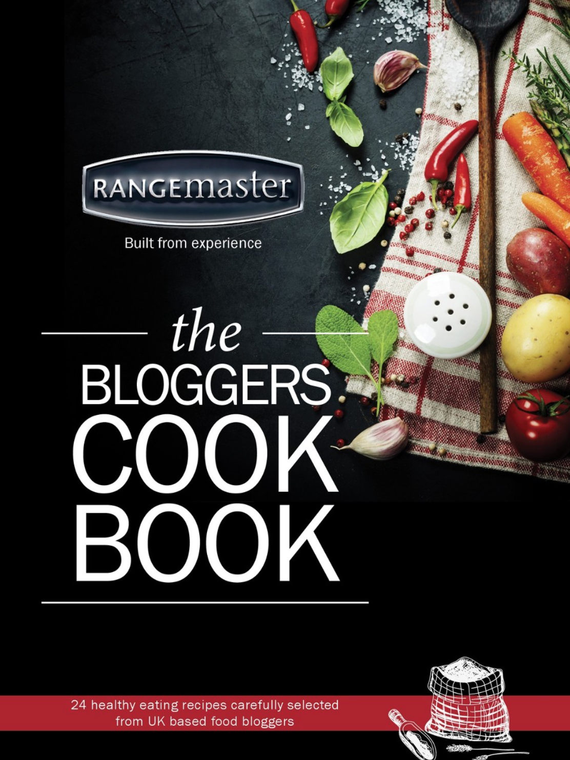 The Aga Rangemaster Bloggers' Cookbook
