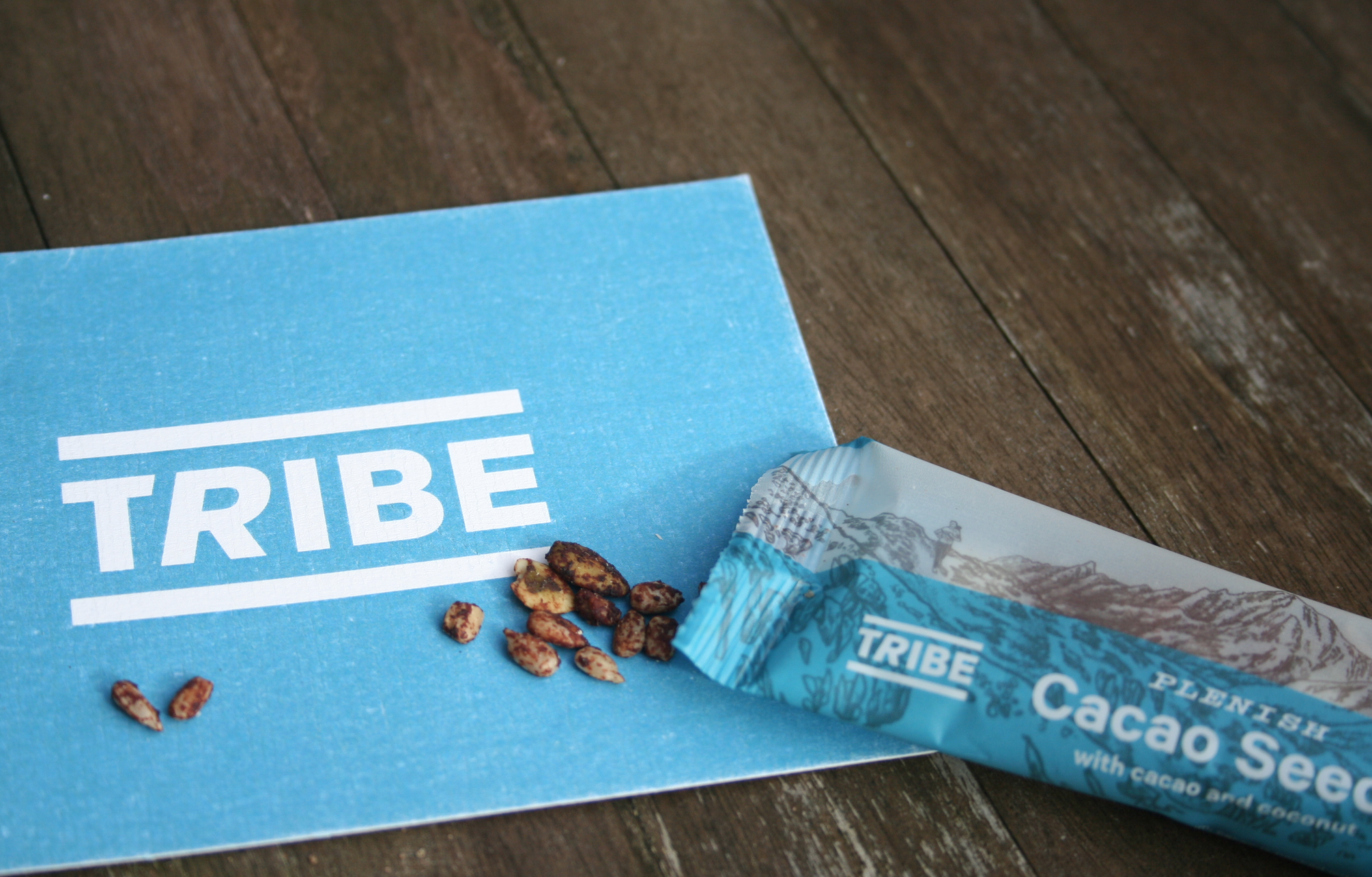 Tribe – snacks for runners