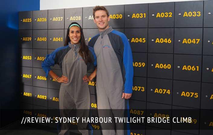 Sydney Harbour Bridge Twilight Climb review