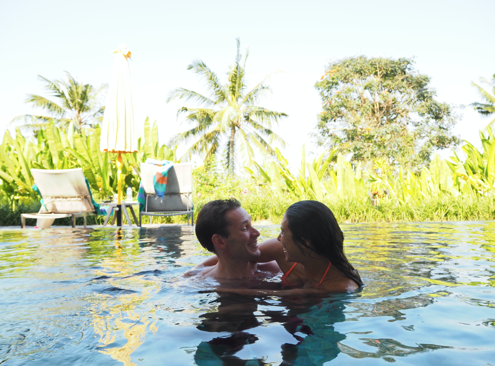 Flash Megamoon Part 01: The Balinese Honeymoon