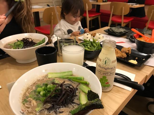 HB Eats: Kanada-Ya Kids Menu Review